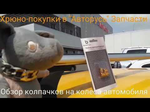"""Хрюно-Покупки в """"Авторусь"""". На этот раз это цветные колпачки на колеса авто!))"""