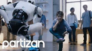 MICHAEL GRACEY - DANCING ROBOT - SIDI ALI