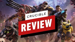 Crucible Review (Video Game Video Review)
