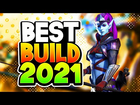 COLDHEART: 100% BEST BUILD for 2021! Full Guide & Review!
