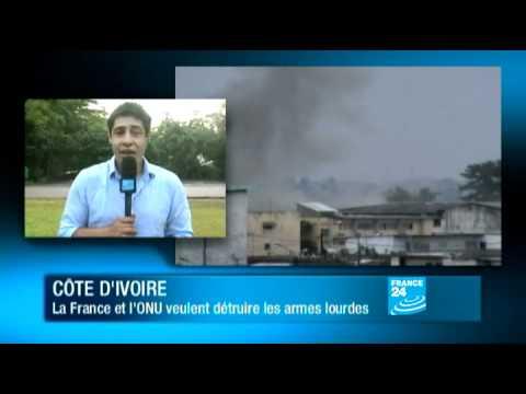 Côte d'Ivoire : Tension en direct d'Abidjan