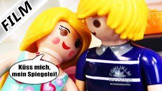 Playmobil Film Deutsch FRAU DIVA STEHT AUF PAPA! KÜSSEN SICH DIE BEIDEN VOR KINDERN? Familie Vogel