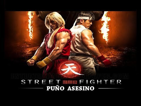 Street Fighter -  Puño Asesino - Artes Marciales (Audio Latino)