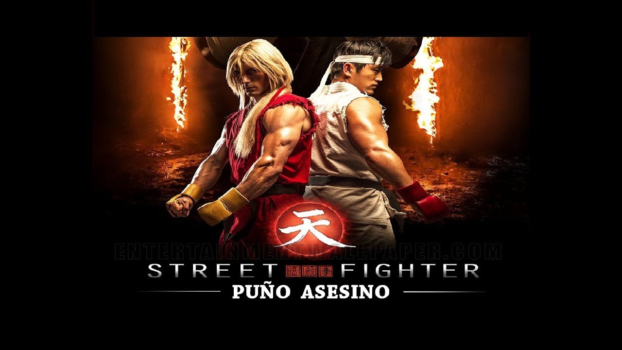 Street Fighter: Puño asesino