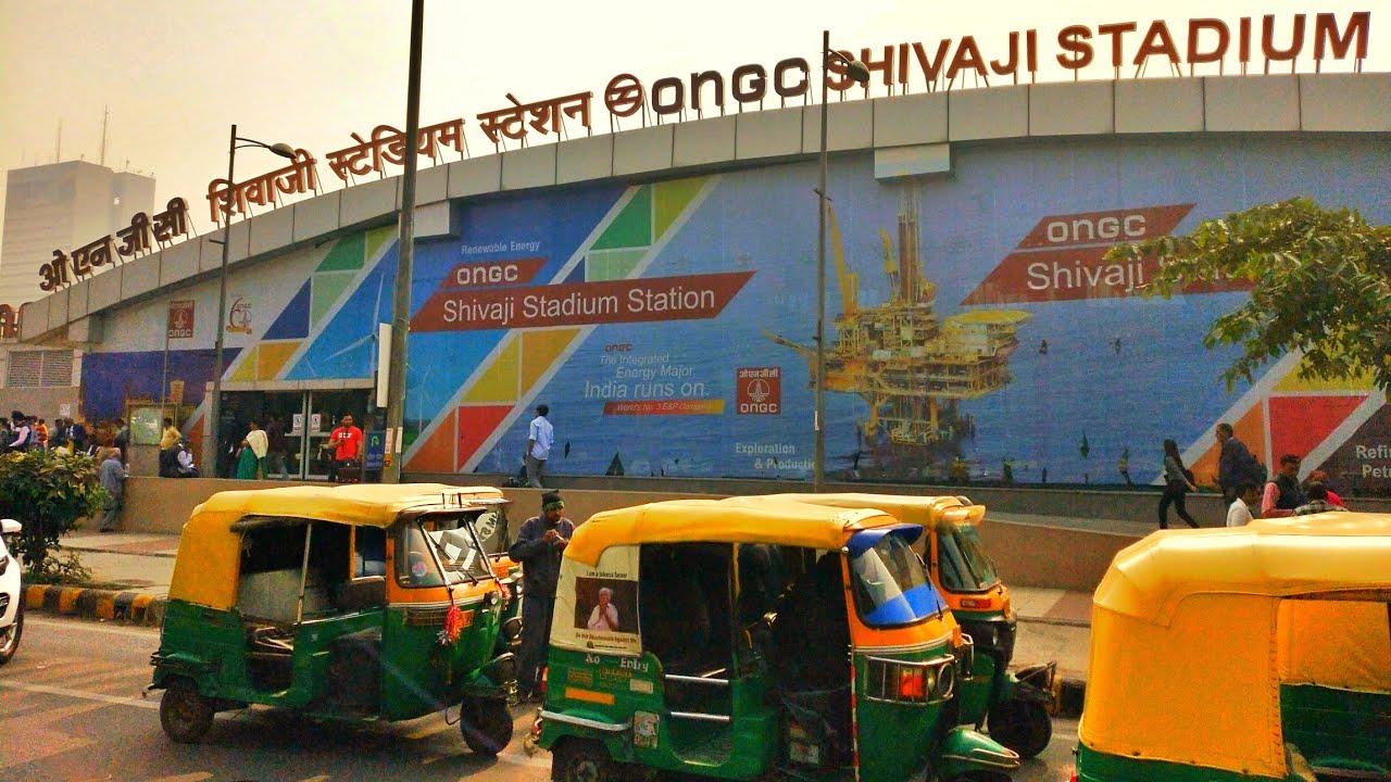 ONGC | Vfs Visa Office Delhi | Shivaji Stadium Station| Subway Station New  Delhi |
