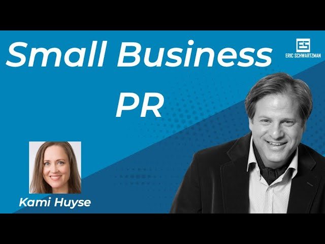 COVID PR Recommendations for Small Business