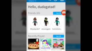 HOW TO CHANGE THE SKIN ON ROBLOX BY PHONE
