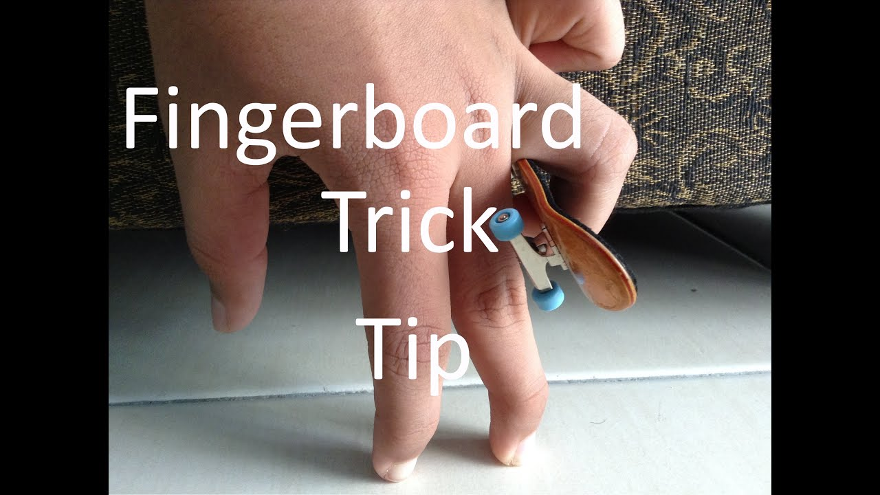 fingerboard tricks made easy a complete guide to mastering english edition