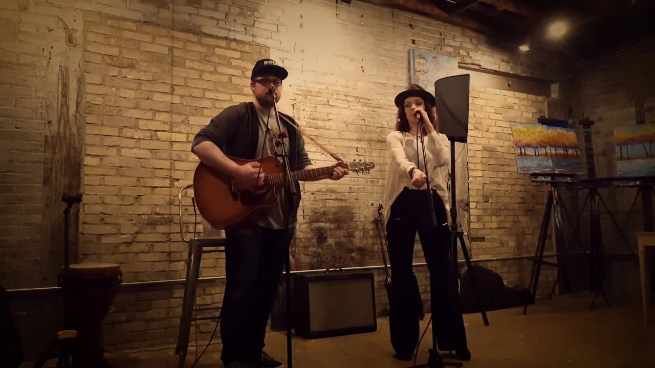 live duet cover of elliot smith 39 s between the bars