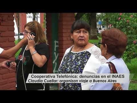 Cooperativa Telefónica - Claudia Cuellar: socios organizan viaje a Buenos Aires