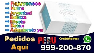 INSTANTLY AGELESS PERU COMPRA AQUI TELF 999200870