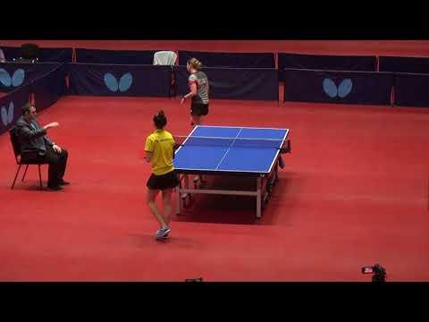 Видео: SHISHMAREVA - MALANINA #MOSCOW #Championships 2020 #RUSSIAN #tabletennis #настольныйтеннис