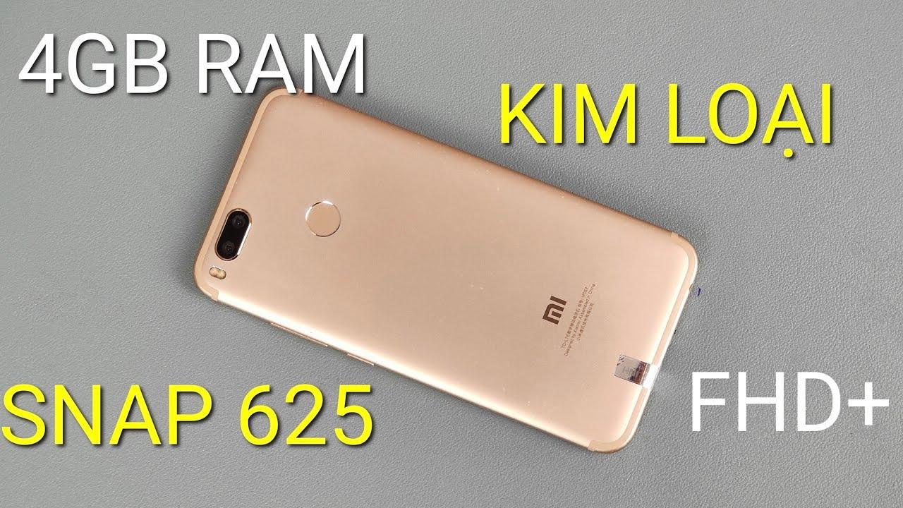 Đánh giá Xiaomi Mi 5X mua Shopee giá 1TR5: Shop Thế Linh Store uy tín không???