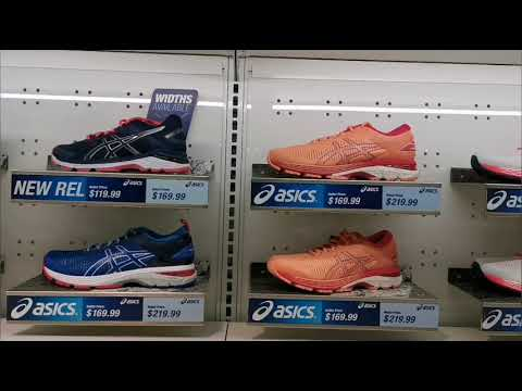 Asics outlet Richmond BC - YouTube