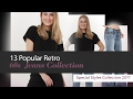 13 Popular Retro 60s  Jeans Collection Special Styles Collection 2017