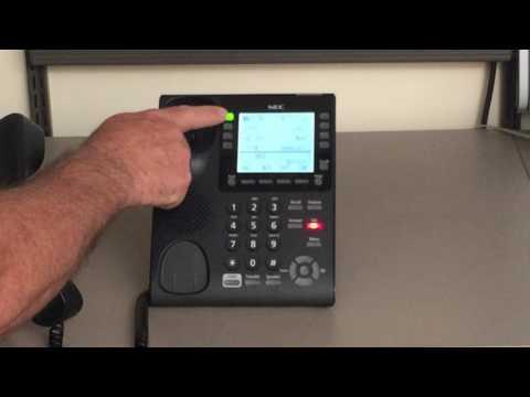 NEC VoIP Terminal
