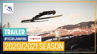 2020/21 Viessmann FIS Ski Jumping World Cup   Trailer   FIS Ski Jumping