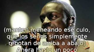 Plies feat.  Akon - Hypnotized (subtitulado en español)