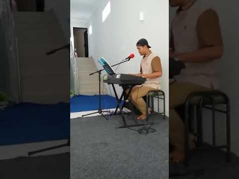 Suket teki cover organ tunggal tes vokal