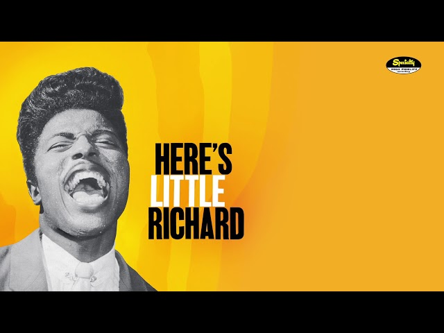 Long Tall Sally from Here's Little Richard