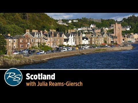 Scotland with Julia Reams-Giersch | Rick Steves Travel Talks