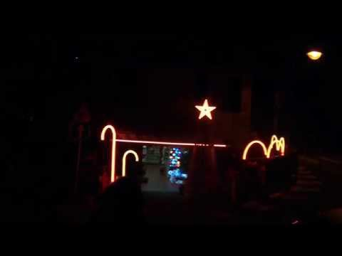 ChristmaS Lights Show Italia - sugar plum fairy
