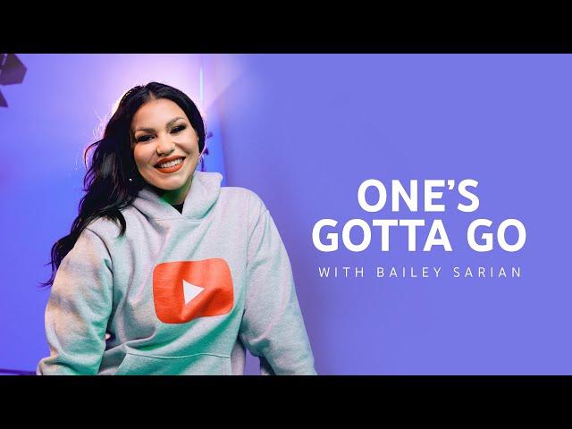 Bailey Sarian's not into eye shadow 👀  #Shorts