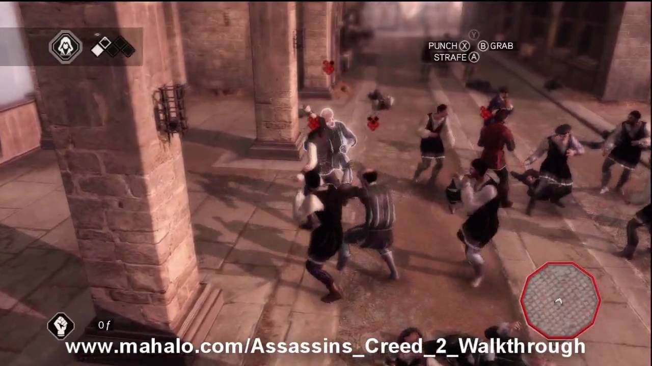 Assassin's Creed 2 Walkthrough - Mission 1: Boys Will Be ...