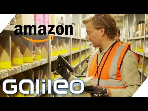 Arbeiten Bei Amazon: Wie Sieht Der Job Während Der Corona-Krise Aus? | Galileo | ProSieben