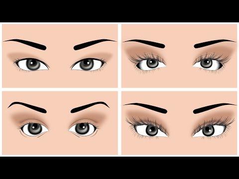 4472e14abca Eye Makeup Tips For Your Eye Shape - YouTube