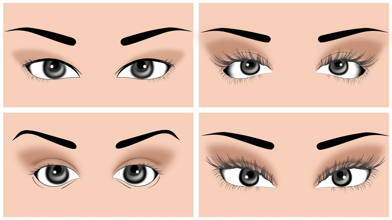 Eye Makeup Tips For Your Eye Shape Youtube