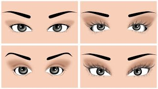 Eye Makeup Tips For Your Eye Shape