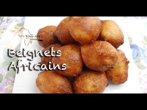 Beignets africains