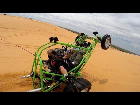 GoPro: Dune Buggy Wheelies At Little Sahara