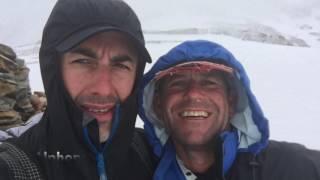 Tour du Mont Blanc , Juin 2016