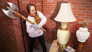 15 ways to destroy a lamp
