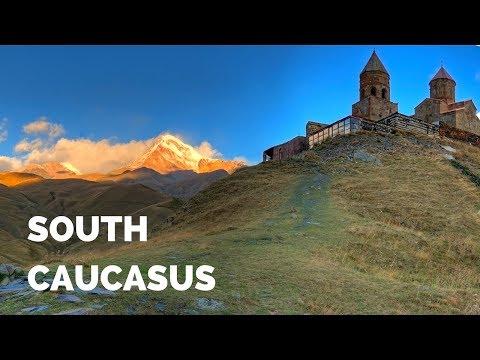 South Caucasus UNESCO Treasures