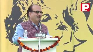Dr. Agnishekhar, IkkJutt Jammu Maha Adhiveshan Jammu