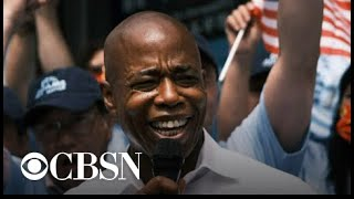 Local Matters: Eric Adams wins New York City Democratic mayoral primary, AP projects