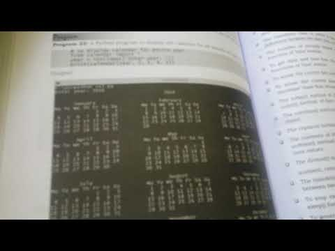Core python programming book review