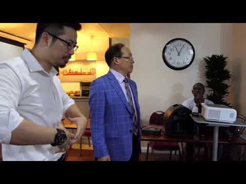 Introduction of Ministry / Pastor Yongdoo Kim / Holy Fire Revival UK 2017 (Day1)