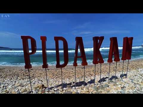 Pantai Pidakan Pacitan | Video Udara | Drone Fotage by: DAV