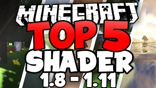 TOP 5 SHADER 1.12/1.11/1.10/1.9/1.8 ✪ [Deutsch] [FullHD] + Download !