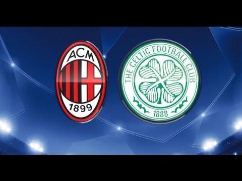 FIFA 14 - Champions League - AC Milan vs. Celtic FC - YouTube