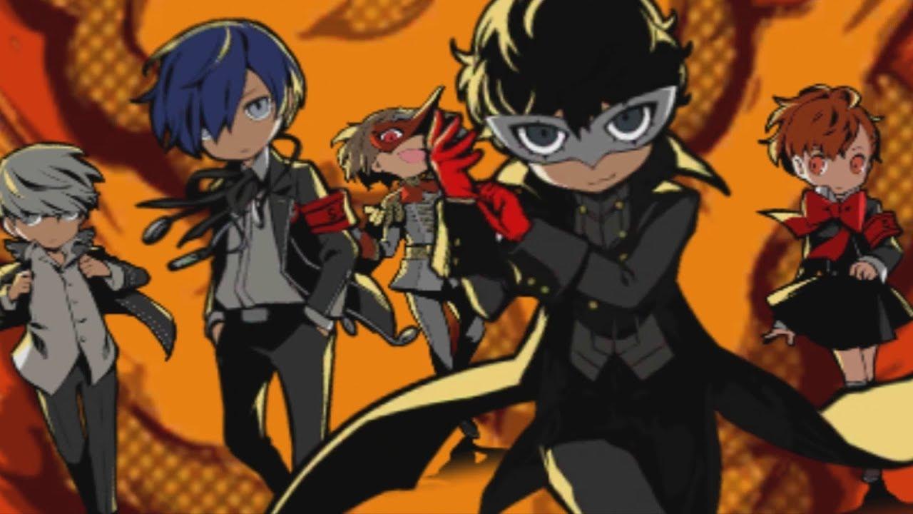 Download : Persona Q2: JPN Gameplay Team Of Fools (3DS) Mp3 Mp4