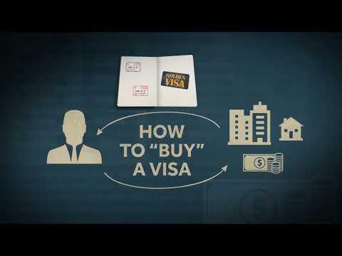 Golden Visa programmes in Europe pose major corruption risk