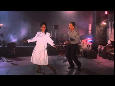 Gregory Hines dancing 'Cheek to Cheek'