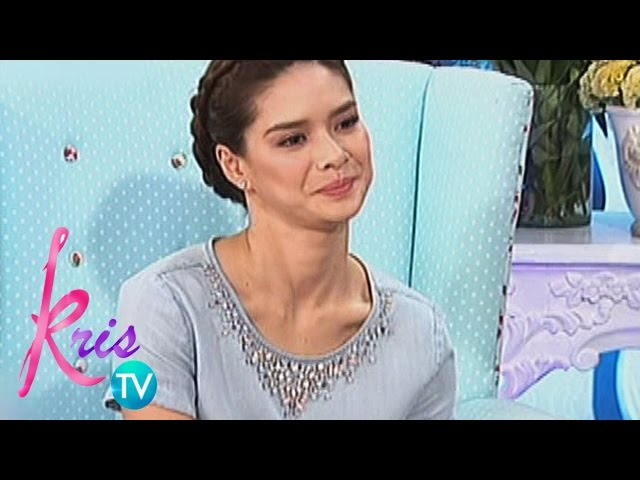 Kris TV: Erich on falling in love again