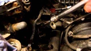 fzr1000 r/ru valve clearance part 4