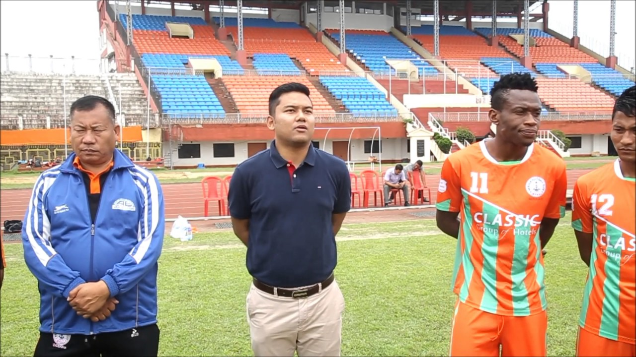 maxresdefault - Up Close And Personal | NEROCA CEO Naoba Thangjam Speaks Exclusively On Manipur And Indian Football
